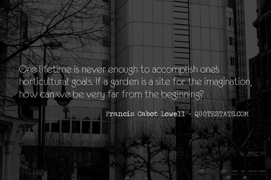 Gardening's Quotes #354783