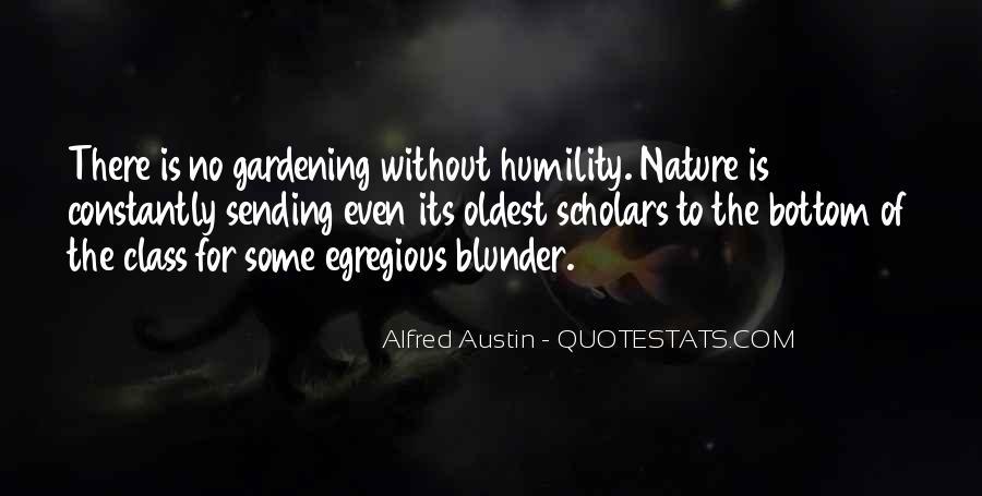 Gardening's Quotes #43121
