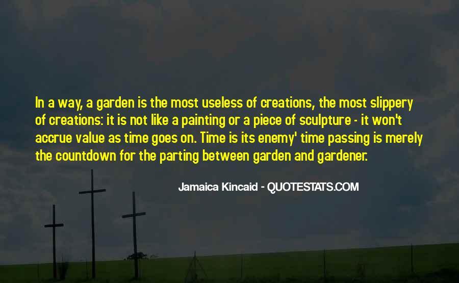 Gardening's Quotes #48672
