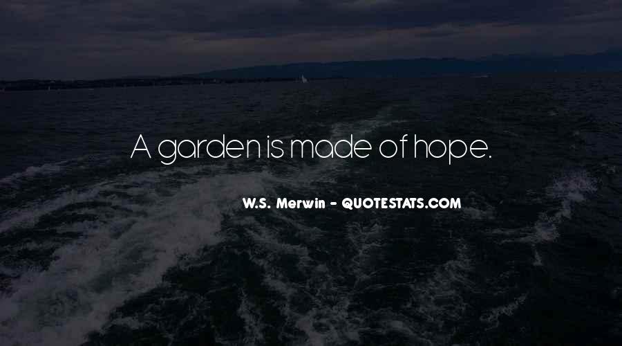 Gardening's Quotes #607281