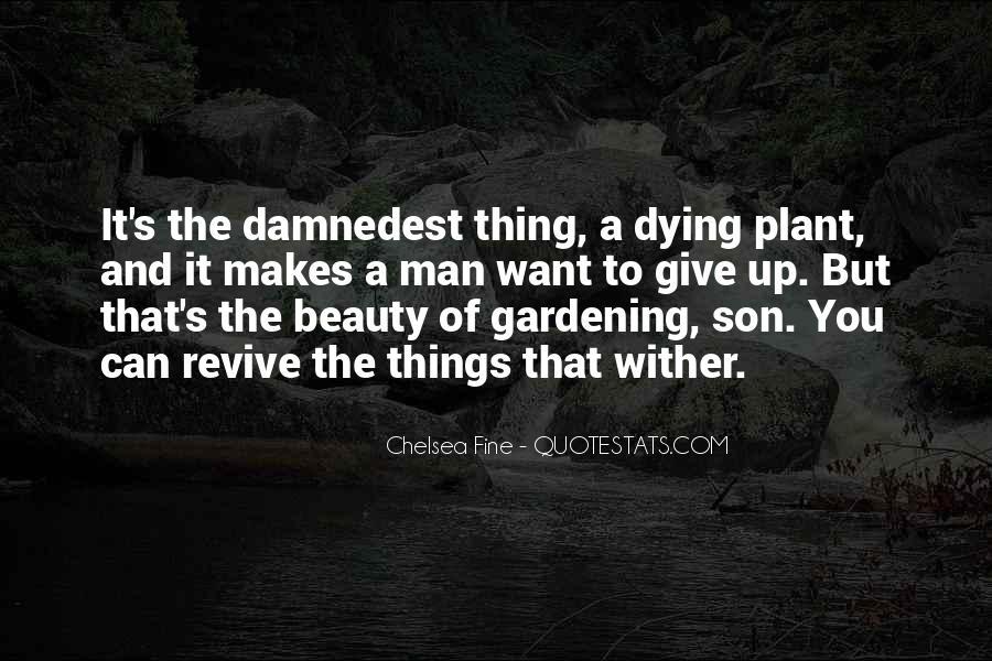 Gardening's Quotes #619541