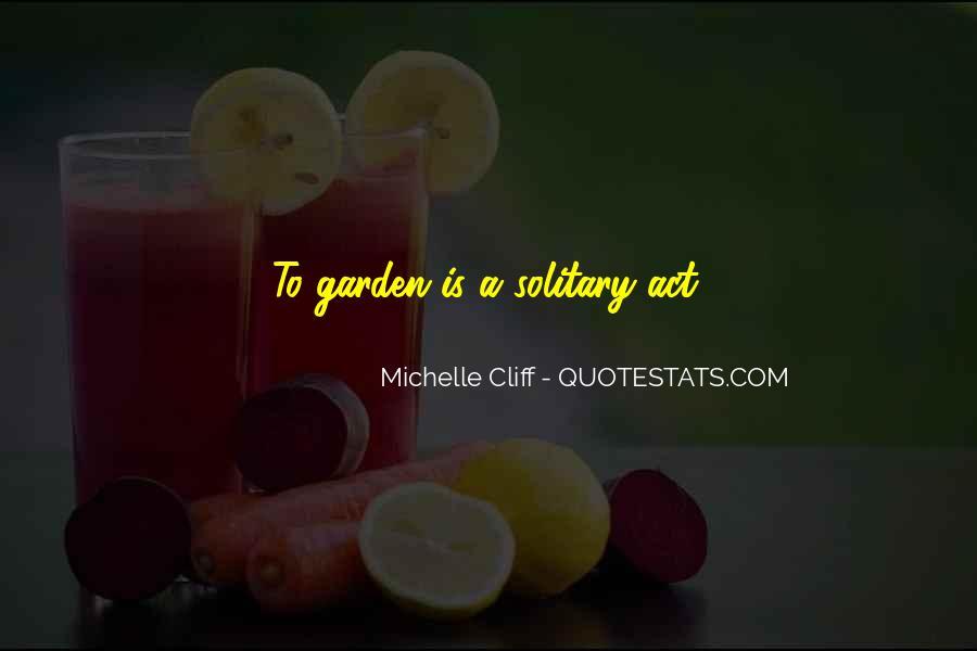 Gardening's Quotes #66282