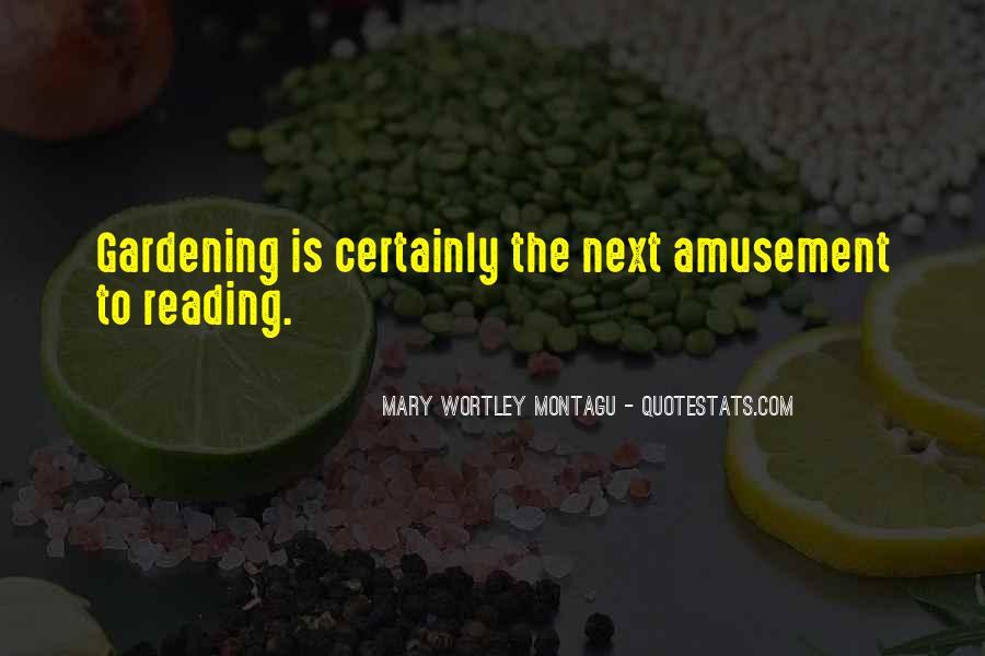 Gardening's Quotes #74810