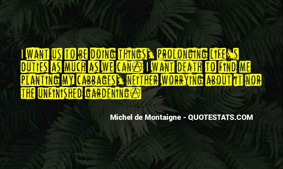 Gardening's Quotes #768384
