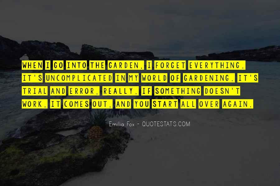 Gardening's Quotes #773728