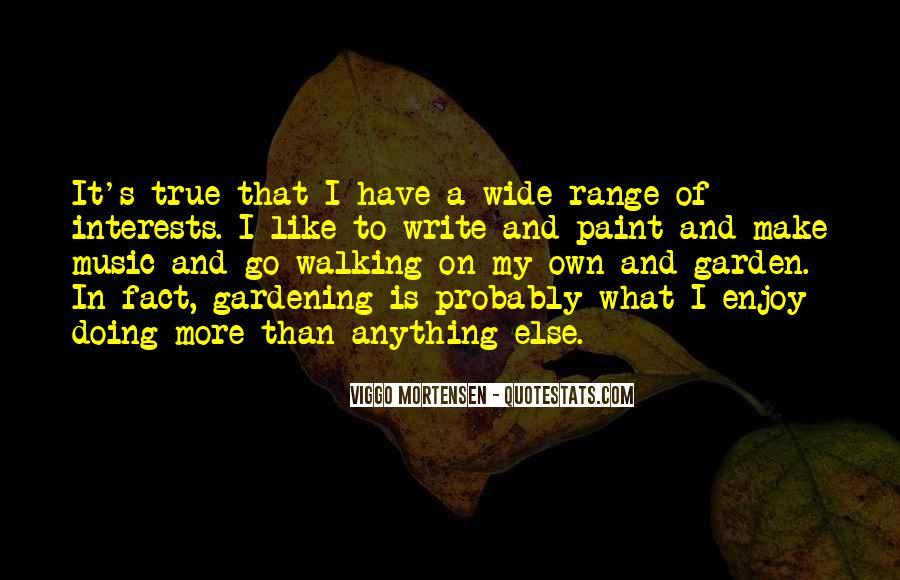 Gardening's Quotes #886316