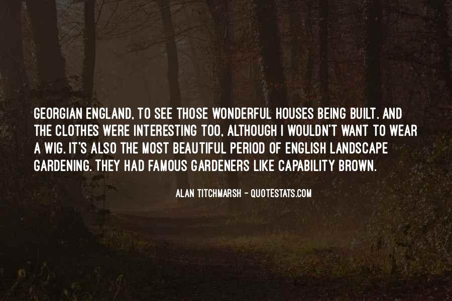 Gardening's Quotes #956723