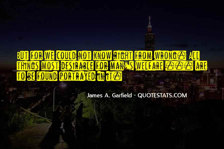 Garfield's Quotes #1859315