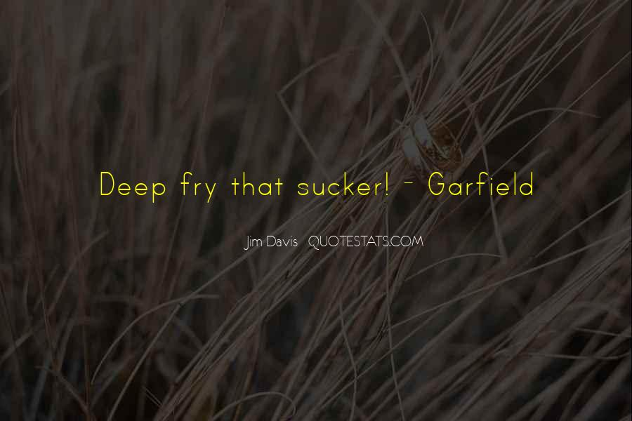Garfield's Quotes #502873