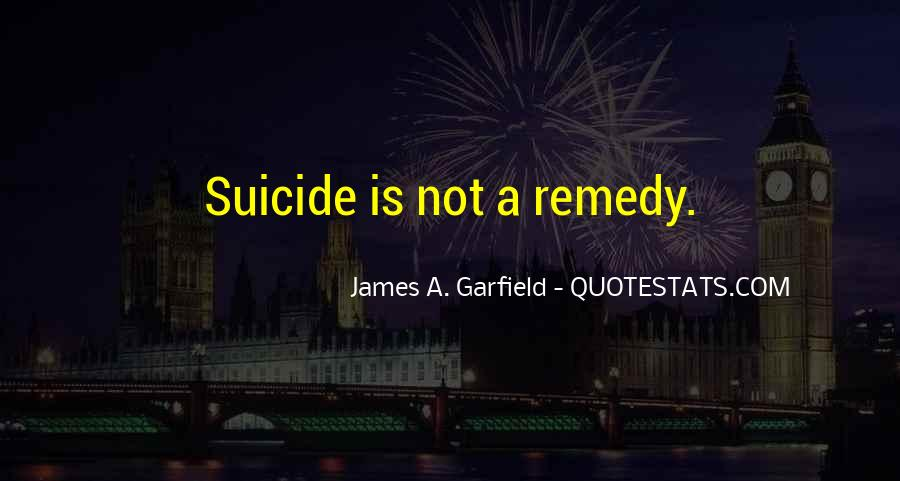 Garfield's Quotes #550097