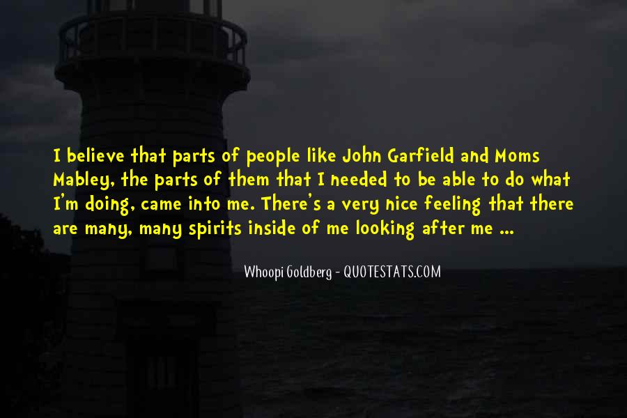 Garfield's Quotes #58835