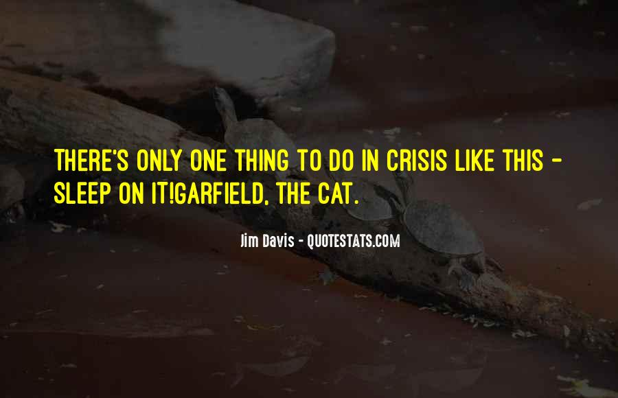 Garfield's Quotes #638767