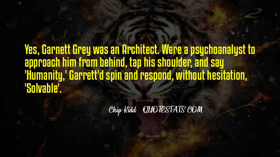 Garnett's Quotes #1078327