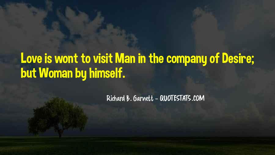 Garnett's Quotes #1087669