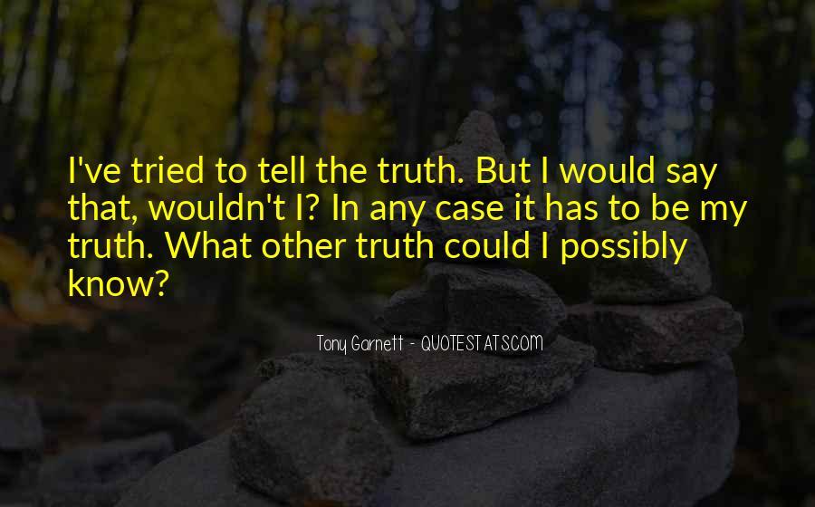 Garnett's Quotes #1133545