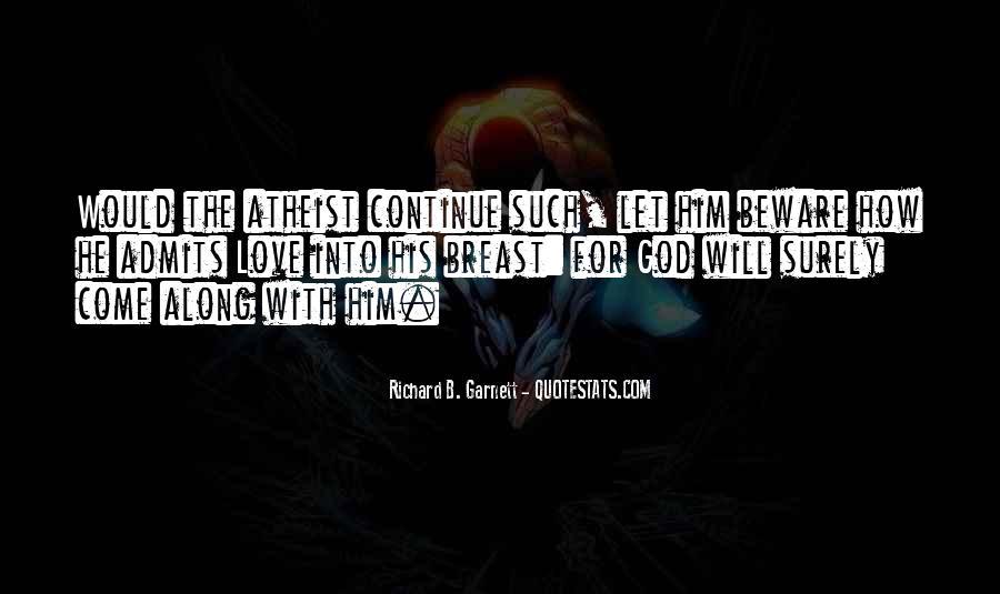 Garnett's Quotes #1173942
