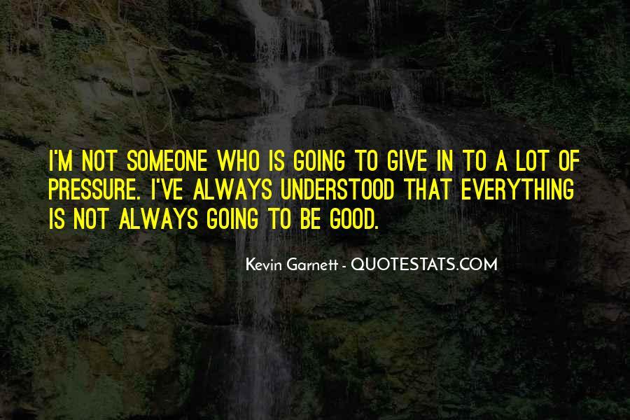 Garnett's Quotes #1189607