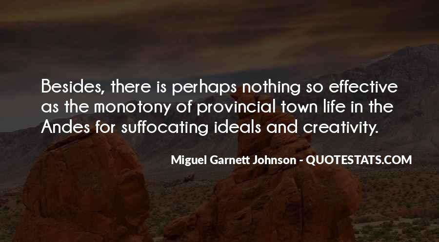 Garnett's Quotes #1307920