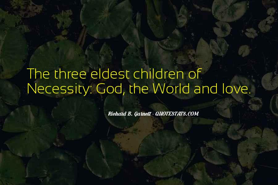 Garnett's Quotes #1346531
