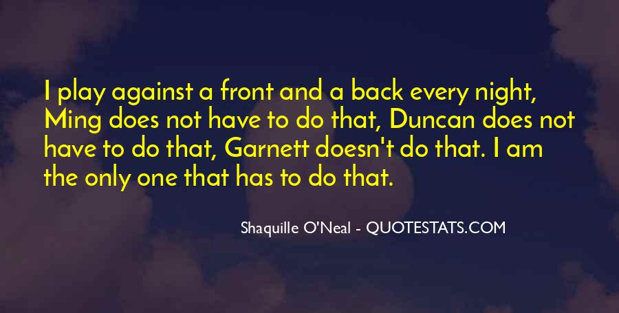 Garnett's Quotes #141081