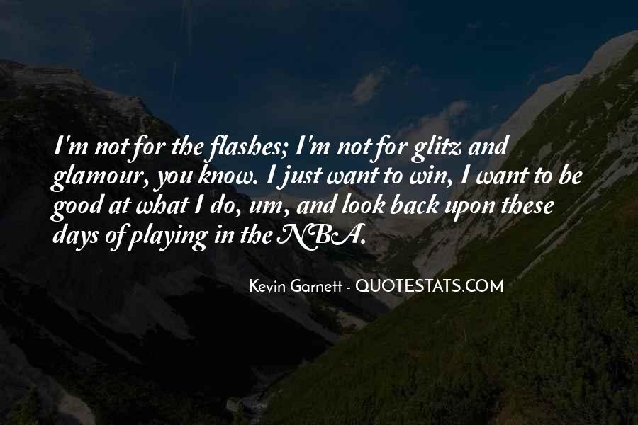 Garnett's Quotes #1427462