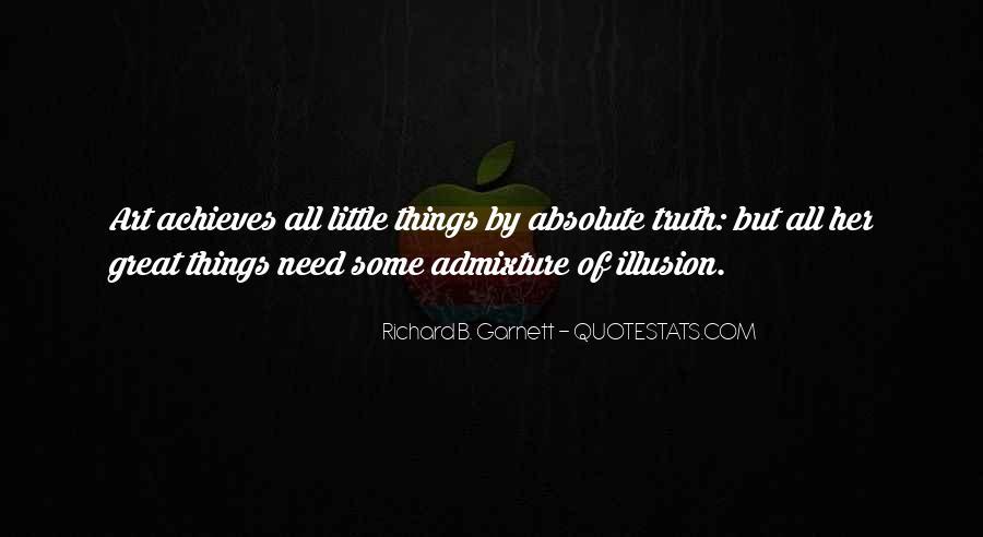 Garnett's Quotes #1475910