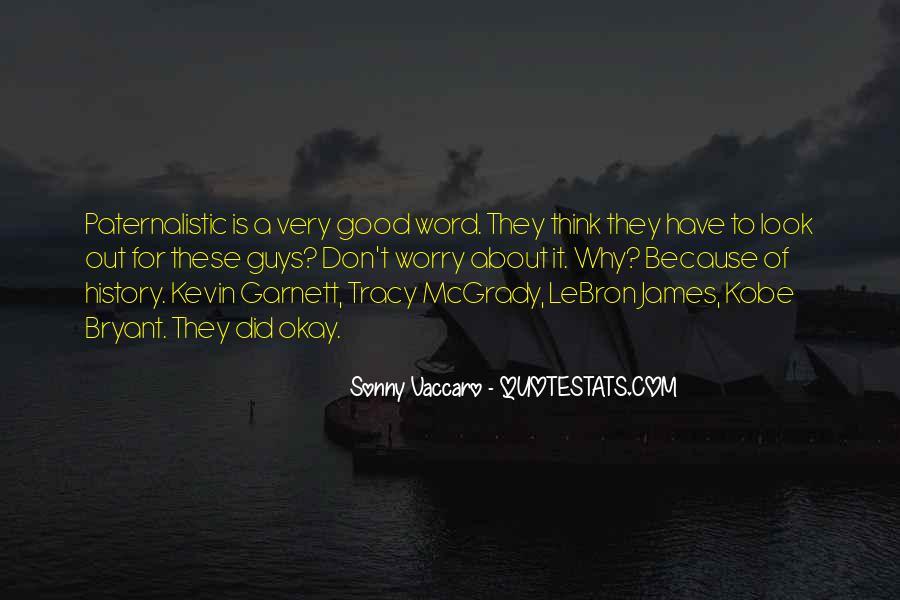 Garnett's Quotes #1665833