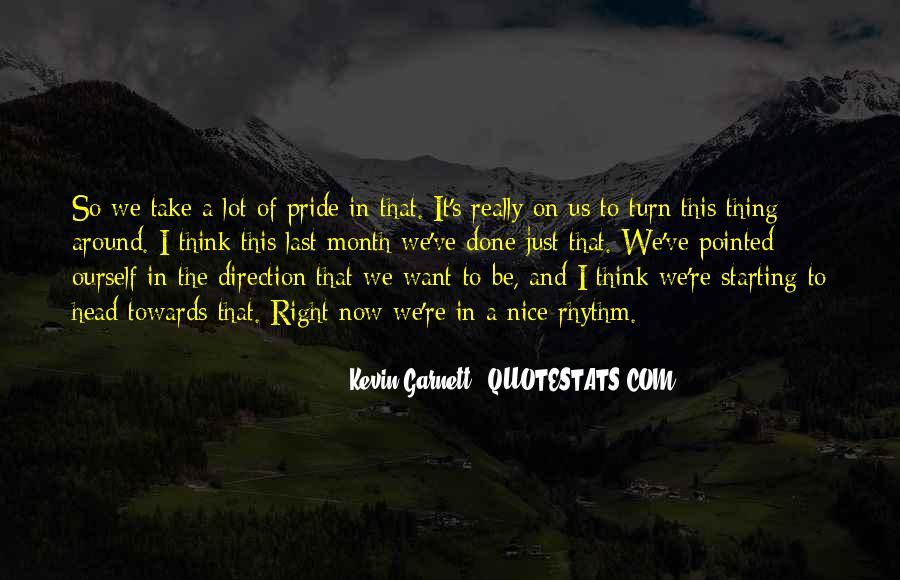 Garnett's Quotes #174187