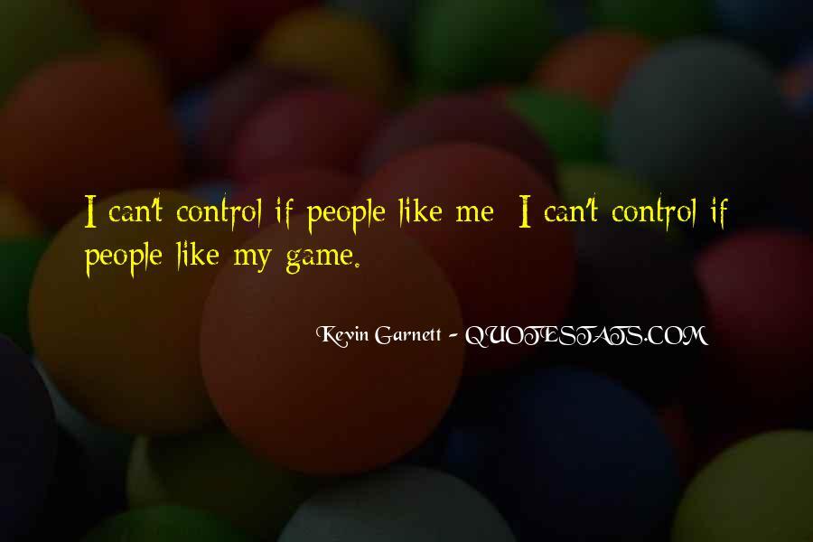 Garnett's Quotes #466863