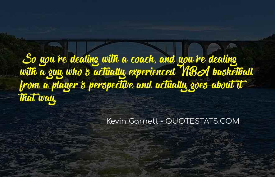 Garnett's Quotes #511369