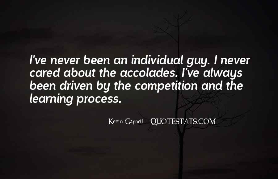 Garnett's Quotes #697674