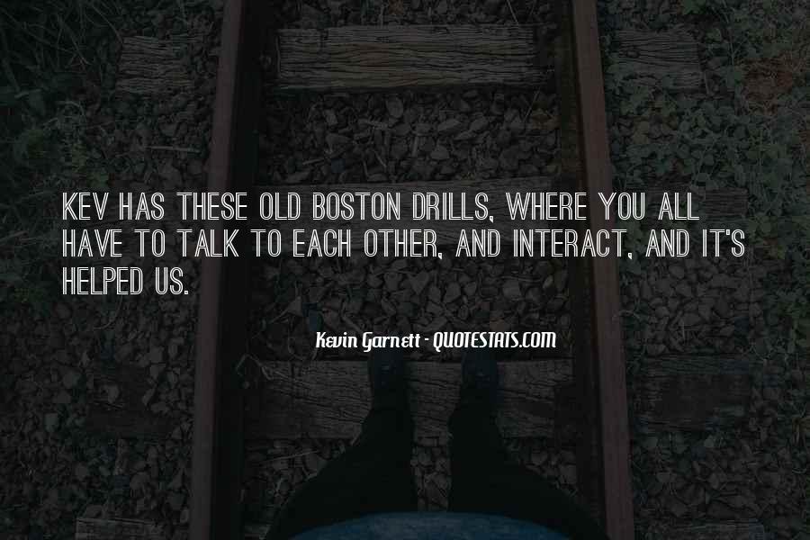 Garnett's Quotes #75286
