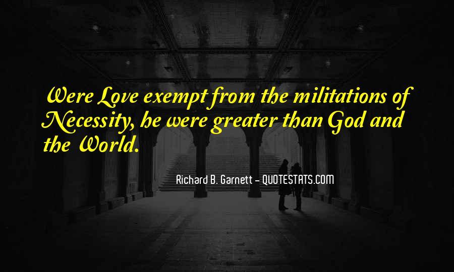 Garnett's Quotes #851181
