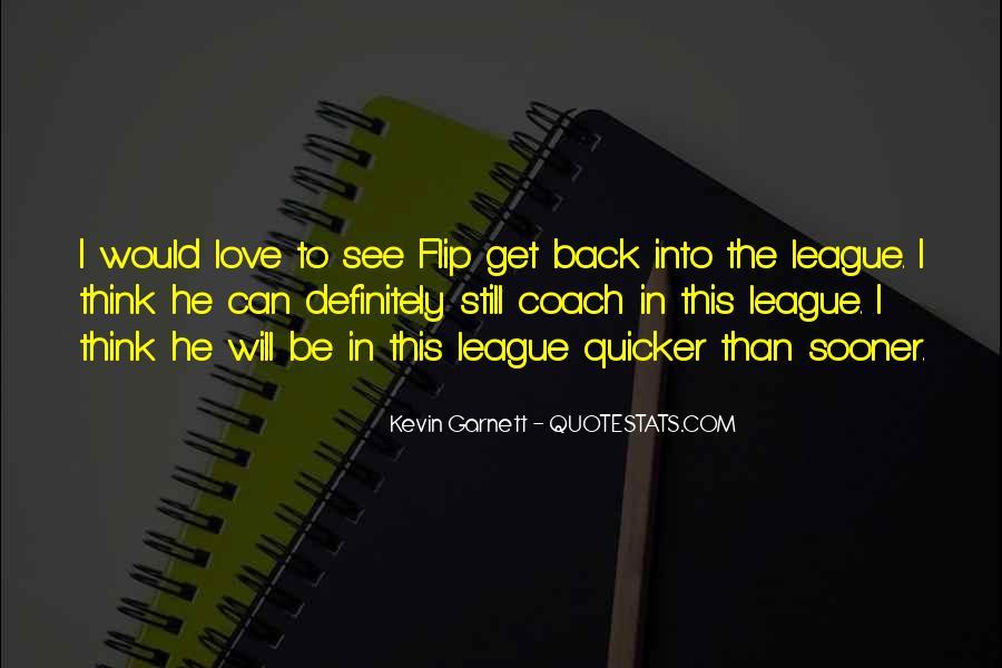 Garnett's Quotes #859041