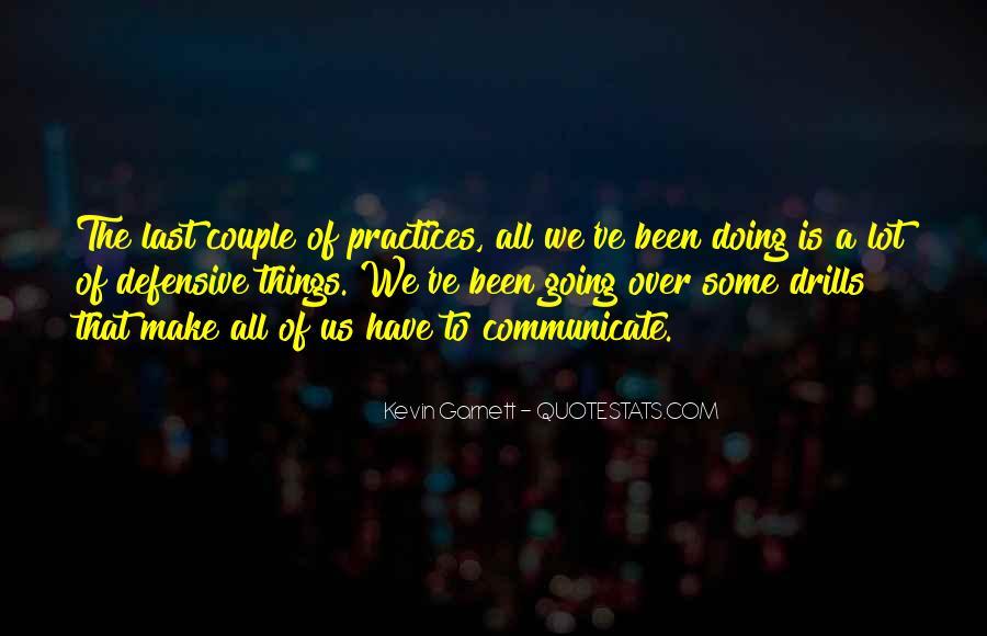 Garnett's Quotes #914119