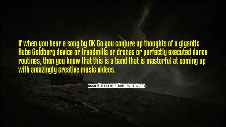Quotes About Music Videos #1011015
