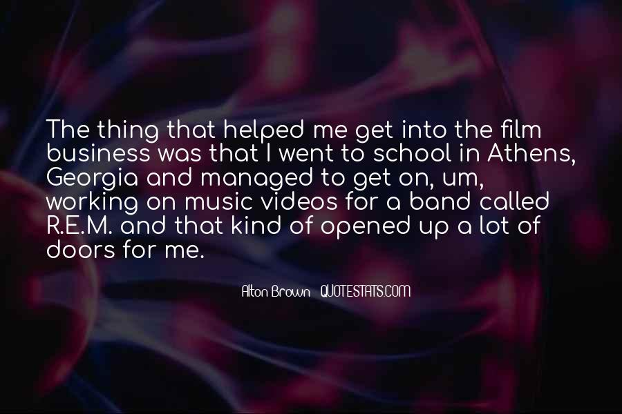 Quotes About Music Videos #1017614