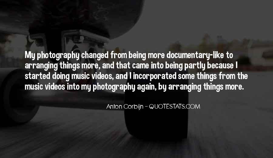 Quotes About Music Videos #104532