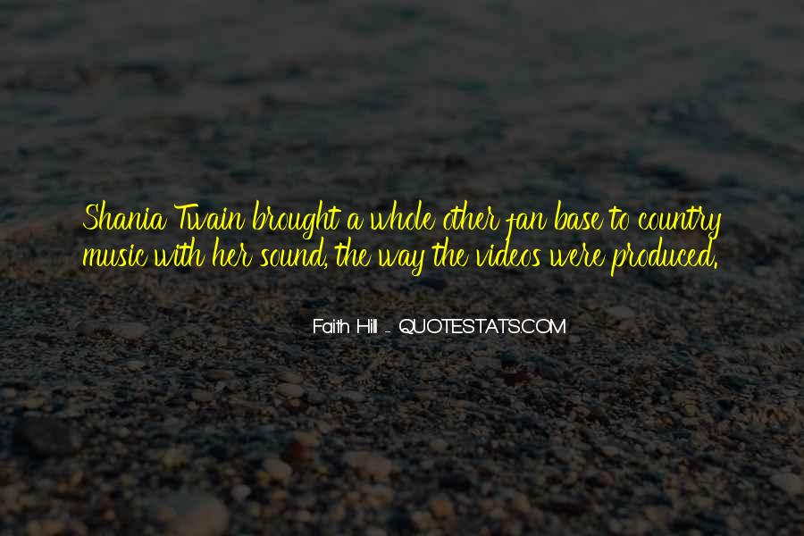 Quotes About Music Videos #1059245