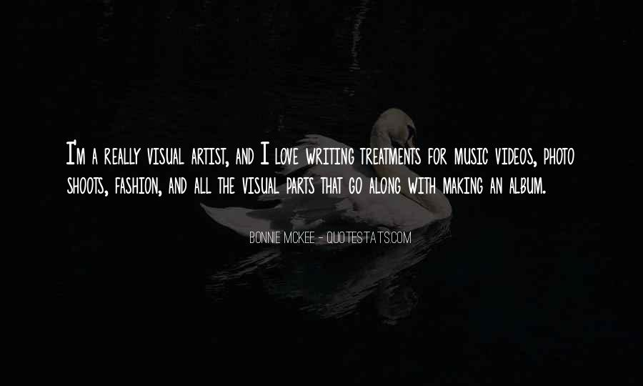 Quotes About Music Videos #169102