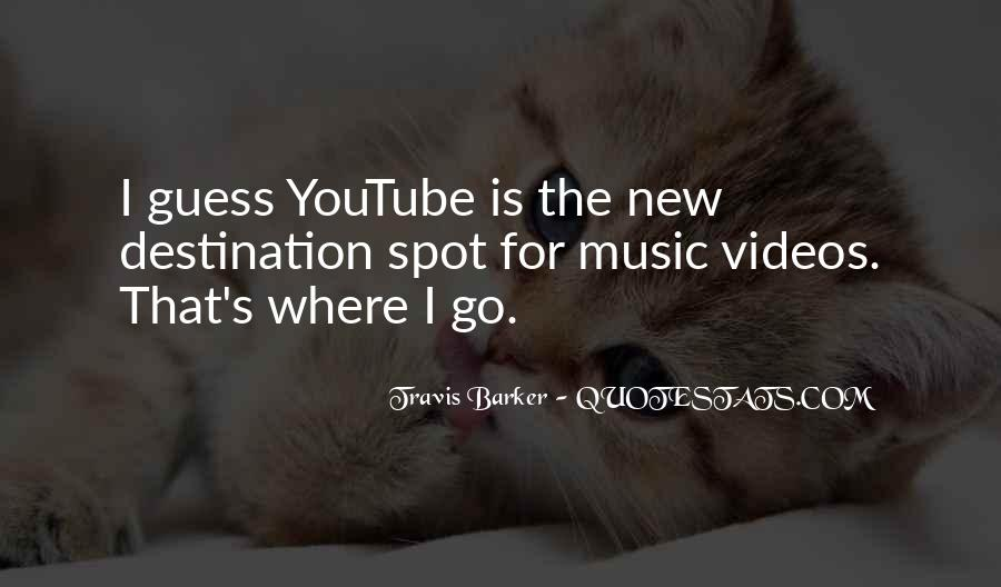 Quotes About Music Videos #230530