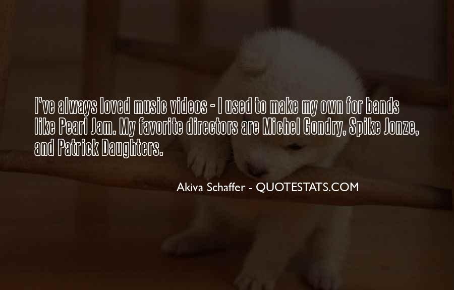 Quotes About Music Videos #302246