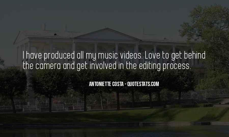 Quotes About Music Videos #451976