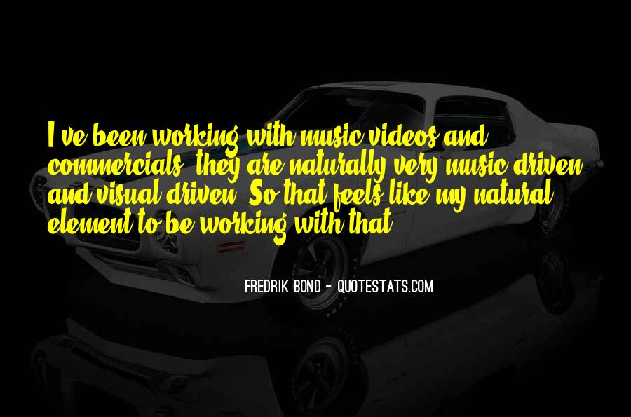 Quotes About Music Videos #73289