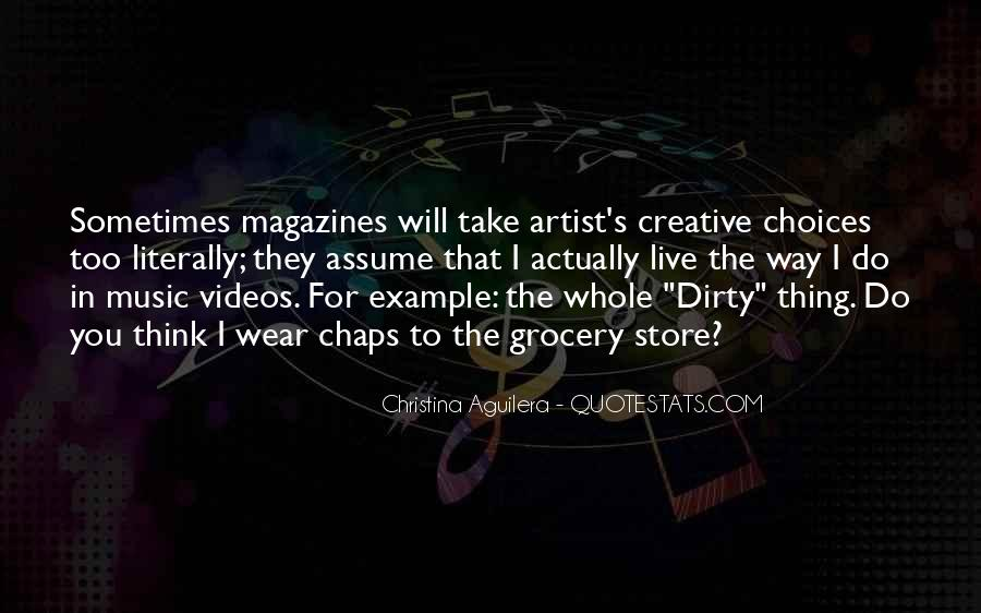 Quotes About Music Videos #852704