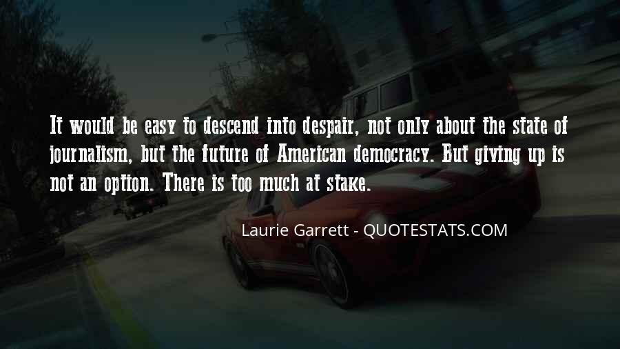 Garrett'd Quotes #115393