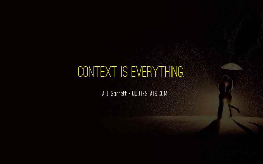 Garrett'd Quotes #1304954