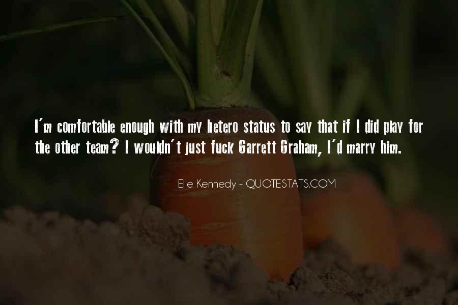Garrett'd Quotes #1745337