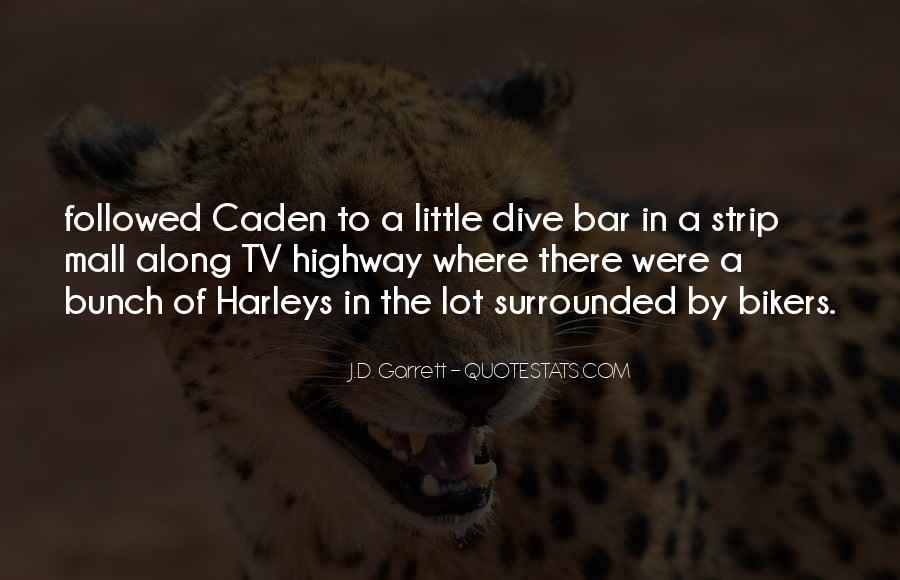 Garrett'd Quotes #1876817