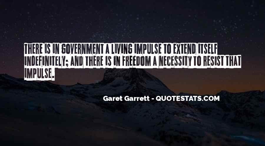 Garrett'd Quotes #193687